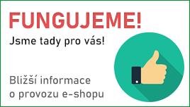 Informace o provozu e-shopu a opatření