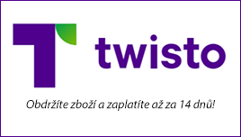 Twisto - zboží ihned, zaplatím za 14 dnů