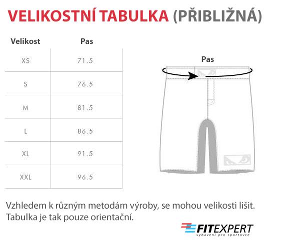 velikostni_tabulka_badboy_mma_sortky