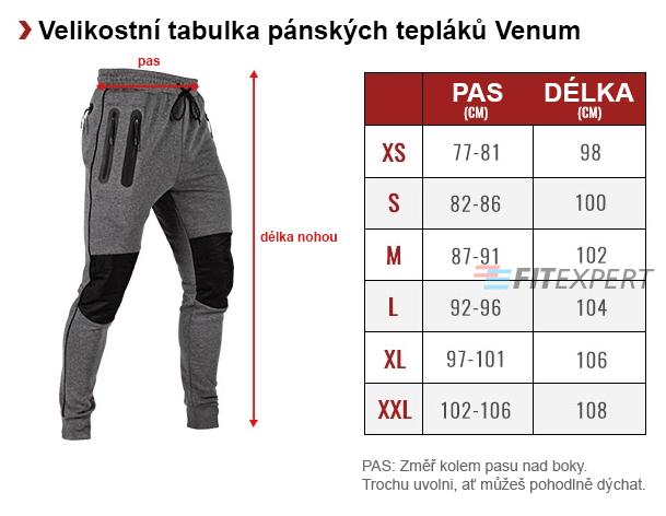 teplaky_panske_venum_velikostni_tabulka