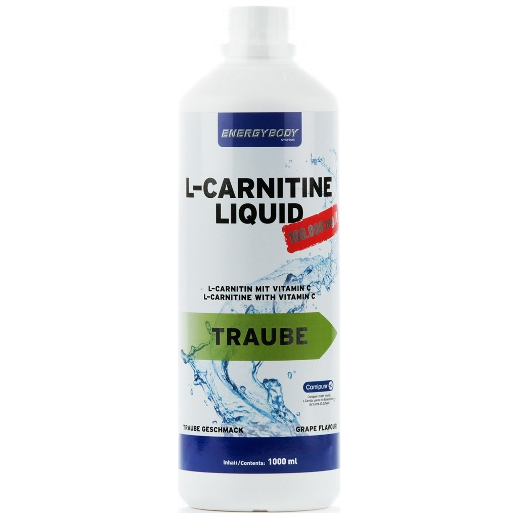 EnergyBody L-Carnitin Liquid 100.000mg 1000ml