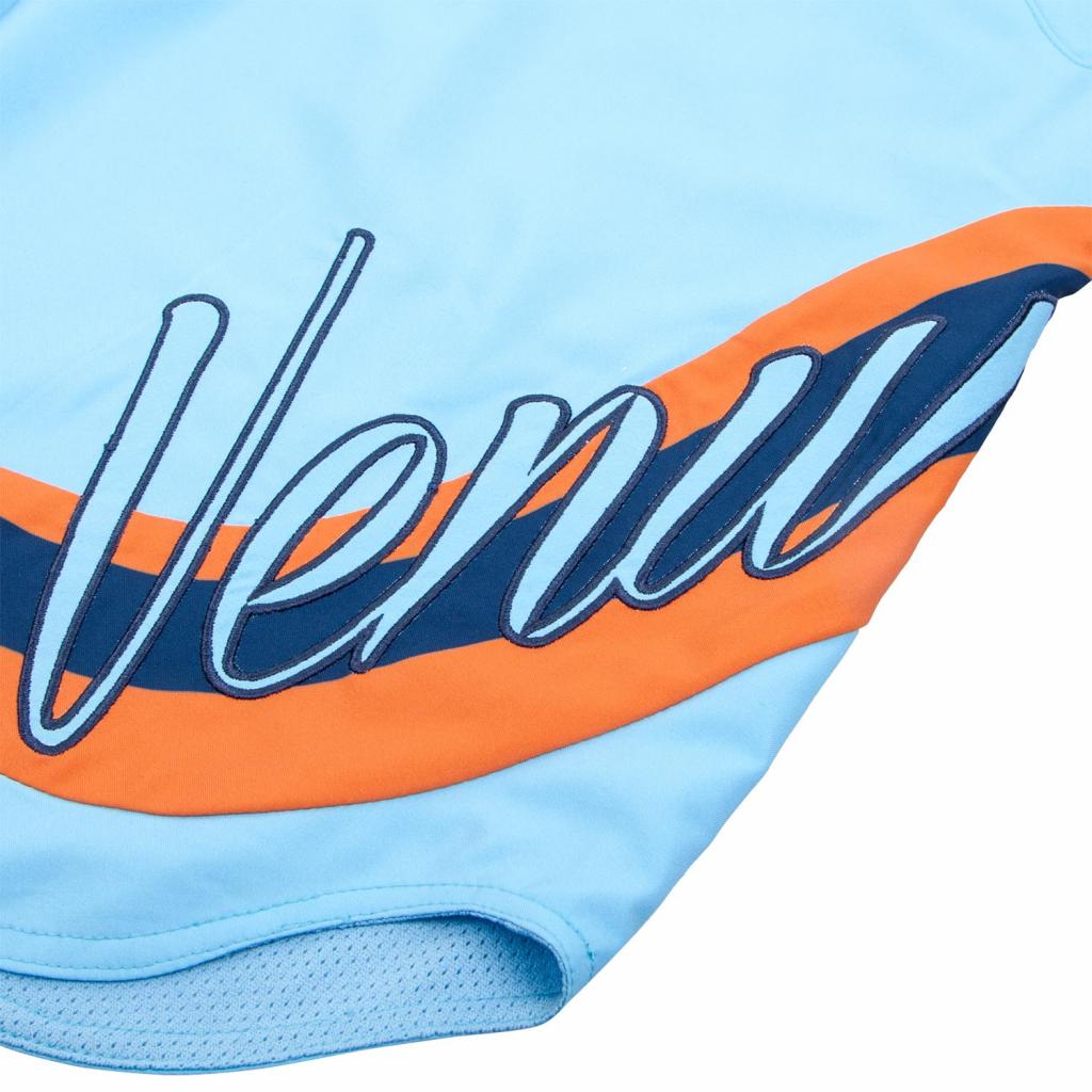 1f4b9162aee ... Pánské šortky Venum Cutback ROYAL BLUE ORANGE