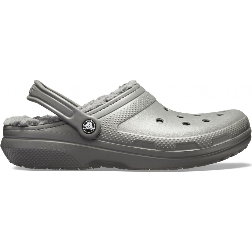 Crocs Classic Lined Clog Slate Grey/Smoke