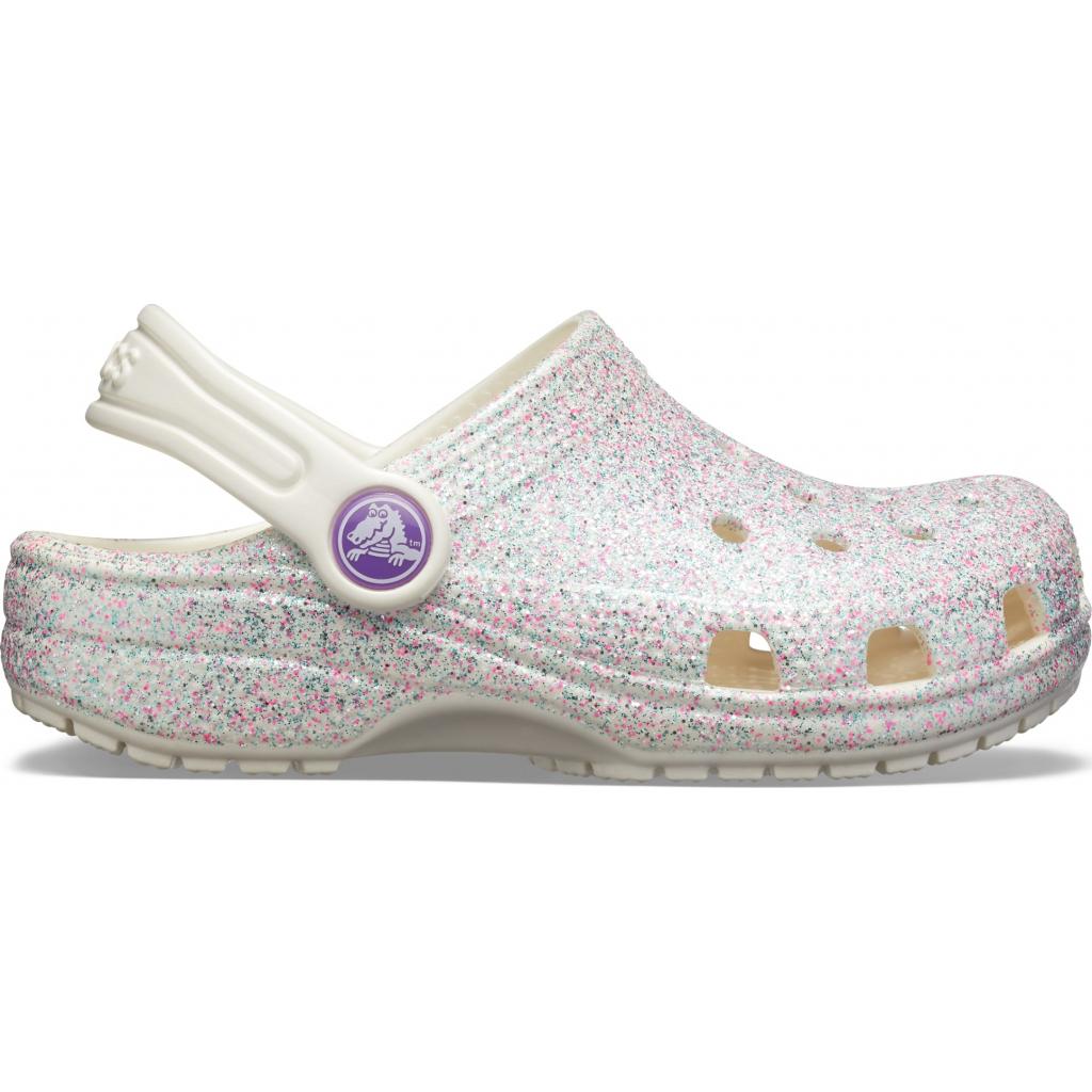 Crocs Classic Glitter Oyster