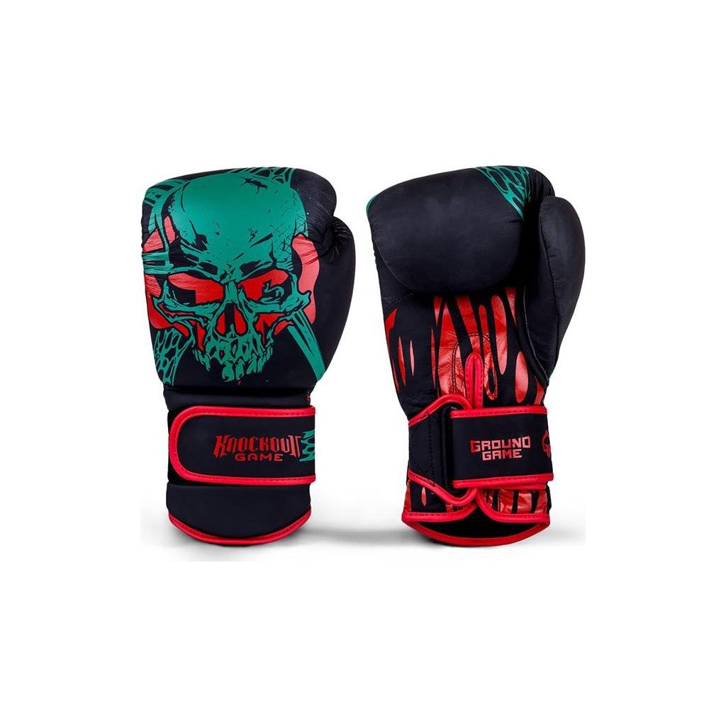 Boxerské rukavice Ground Game TOXIC