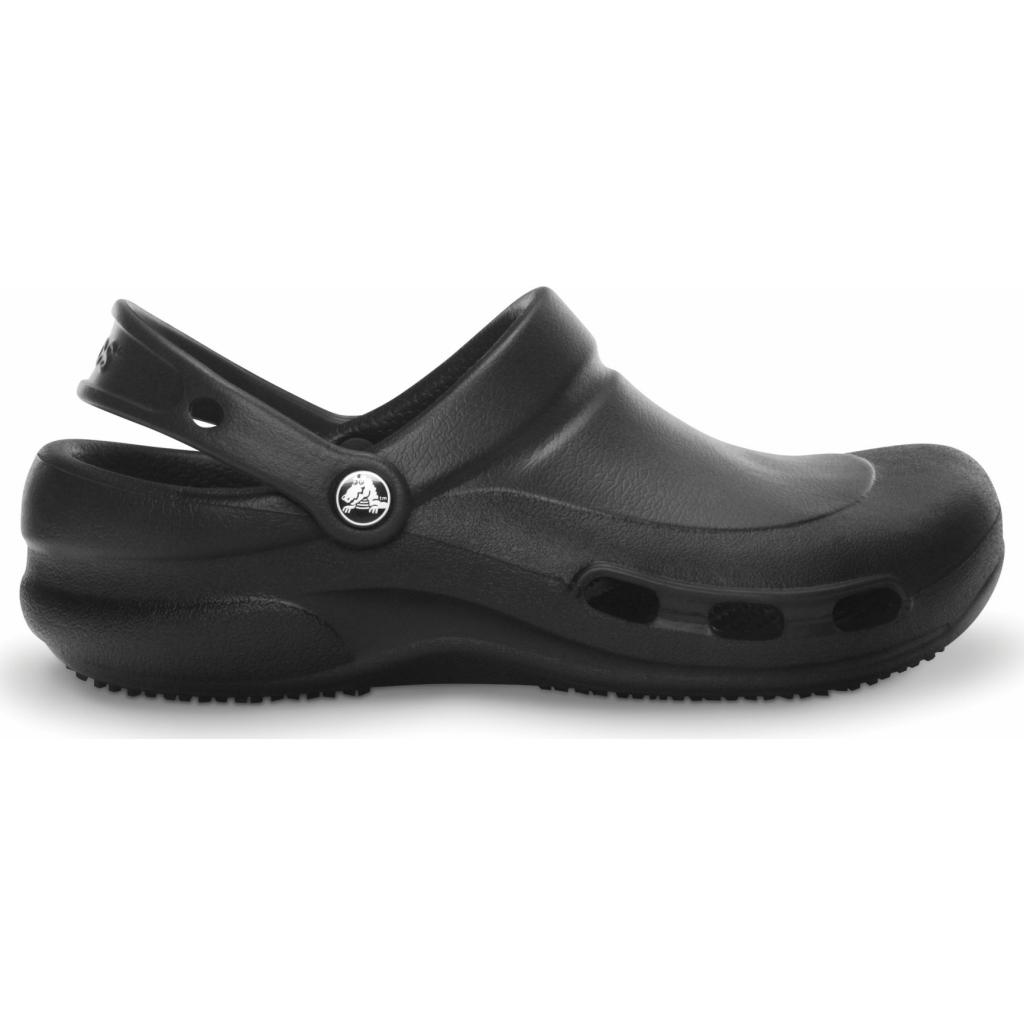 Crocs Work Bistro Vent Clog - Black  3f4dfac7b0