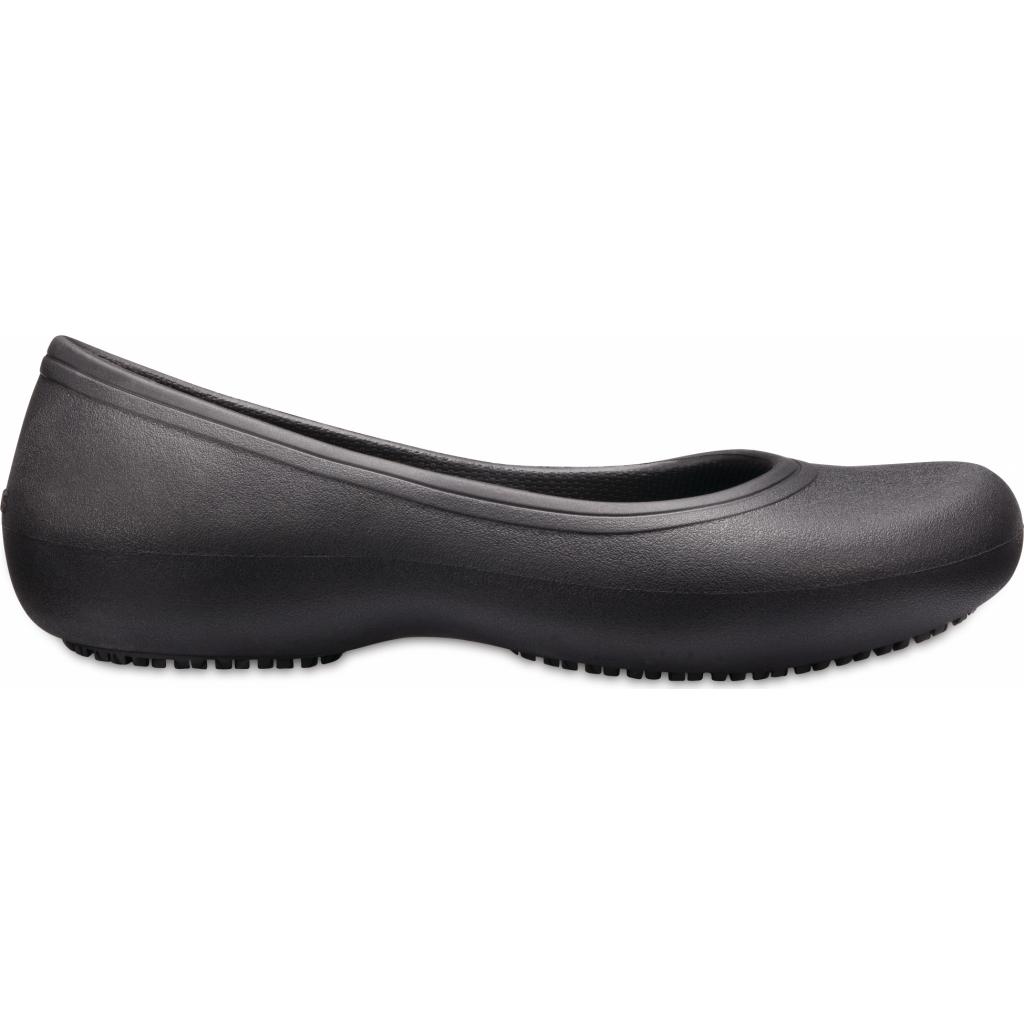 Crocs At Work Flat W Black