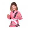 Dětské BJJ kimono / gi NEW MEERKATSU KIDS ANIMAL - RŮŽOVÉ - Tatami Fightwear + bílý pás ZDARMA