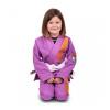 Dětské BJJ kimono / gi NEW MEERKATSU KIDS ANIMAL - FIALOVÉ - Tatami Fightwear + bílý pás ZDARMA