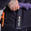 bjj gi kimono valor prime v2 premium navy f5