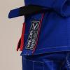 bjj kimono gi valor vlr superlight modre f2
