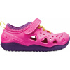 Crocs Swiftwater Play Shoe K - Neon Magenta