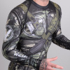 rashguard valor assassin camo f2