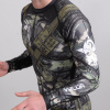 rashguard valor assassin camo f3
