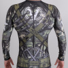 rashguard valor assassin camo f4