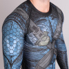 rashguard valor assassin blue f2