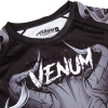 rashguard venum minotaurus dlouhy rukav fitexpert black white f5