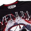 tricko venum pirate 3.0 black red fitexpert f5