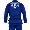 kimono jiu jitsu bjj gi challenger 4.0 modre fitexpert f3