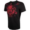 tricko venum tshirt gladiator black red f2