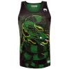 tilko venum tanktop snake black green fightexpert f1