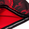 rashguard venum dragons flight black red f10