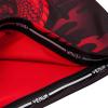 rashguard venum dragons flight black short red f