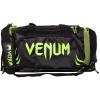 sport bag venum trainerlite black neoyellow f2