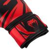 boxing gloves venum rukavice challenger 3.0 black red f3