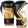 boxing gloves box rukavice venum contender 2 black gold f2