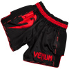 short venum muay giant black red f2