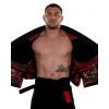 bjj kimono gi kingz black knight limited edition cerne f3
