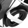 headgear box venum openface challenger black white f4