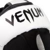 headgear box mma venum elite white black f4