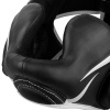 headgear box venum mma elite black white f5