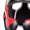venum box mma elite headgear black red ice f4