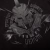 tshirt venum gladiator black black f5