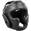 headgear venum box gladiator black black f1