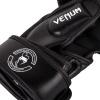 mma gloves rukavice venum sparring impact black white f5