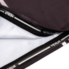rashguard long venum logos black white f7