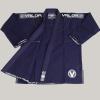 bjj gi kimono valor bravura deluxe navy f7