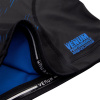 rashguard venum short sleeves nogi black blue f7