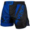 fight shorts venum nogi blue f2