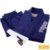 bjj gi kimono kids venum contender navy blue f2