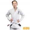 bjj gi kimono kids venum contender white f1