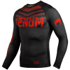 rashguard signature venum long sleeve f2