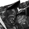 mma shorts venum art black f6