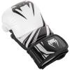 sparring gloves venum challenger white black f2