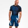 mma shorts hayabusa chikara 4 blue men f5