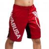 mma shorts hayabusa chikara 4 red f2